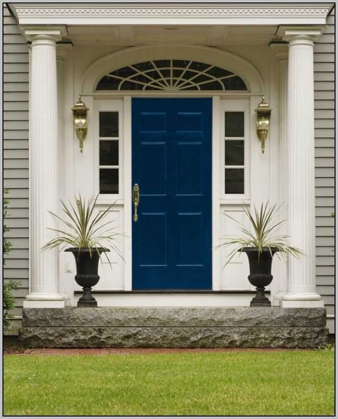 Front door colors for light gray house front door in - Front door colors for grey house ...