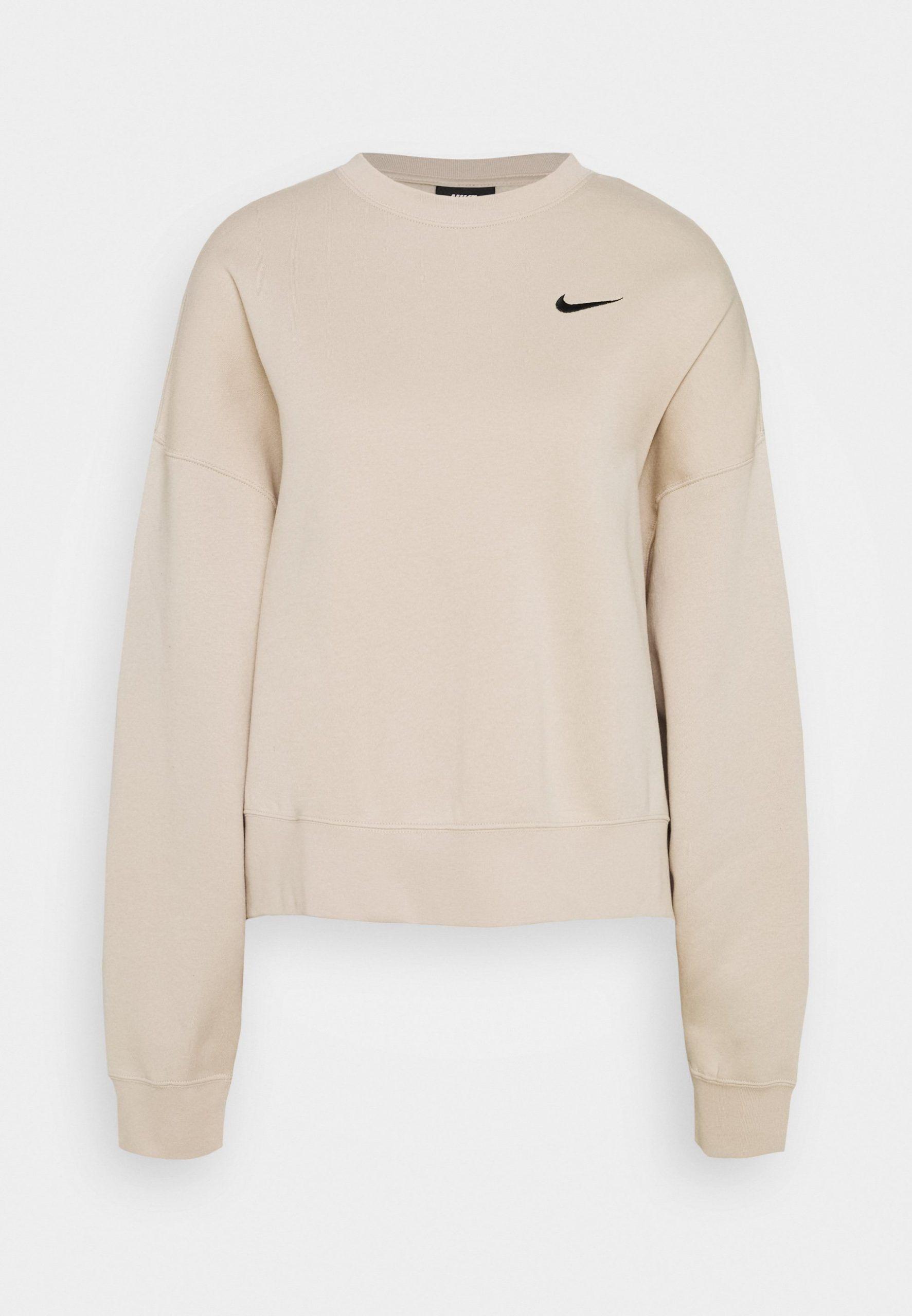 Nike Oatmeal Sweatshirt Sweater Trends Sweatshirts Beige Sweatshirt [ 2560 x 1773 Pixel ]