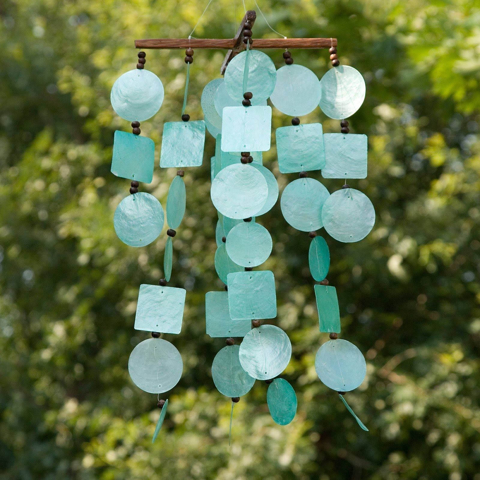 How to make your own DIY wind chimes + ANNOUNCEMENT - YouTube