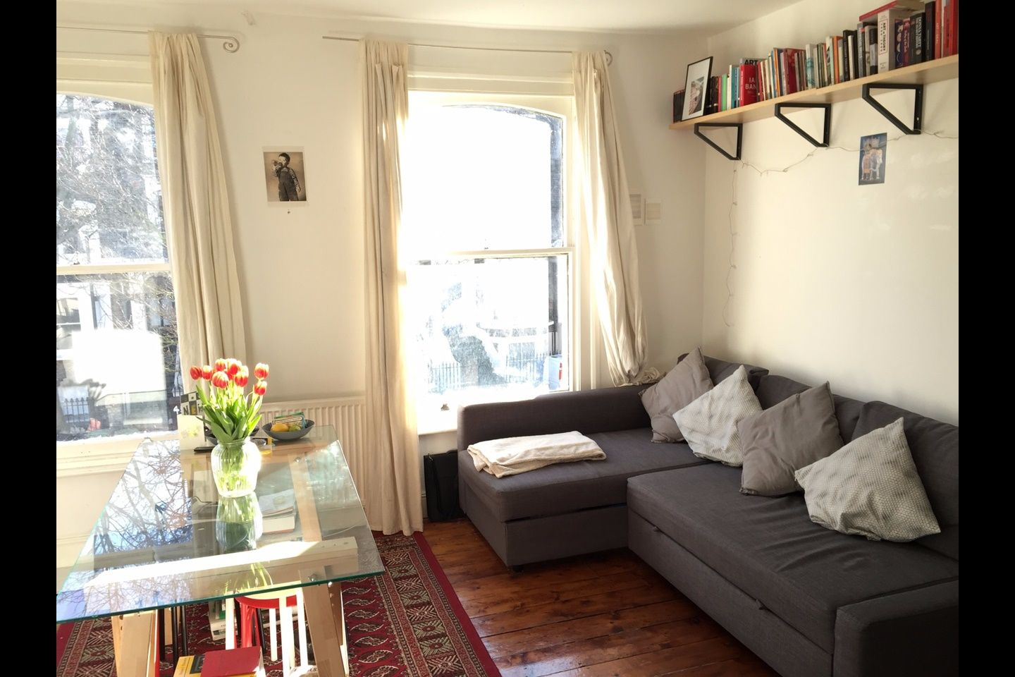 London 1 Bed Flat Vicarage Grove Se5 To Rent Now For