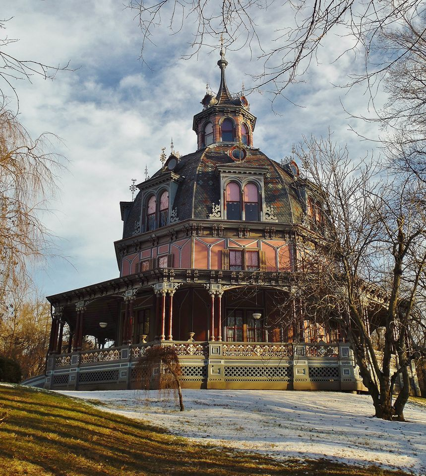 Armour-Stiner Octagonal House
