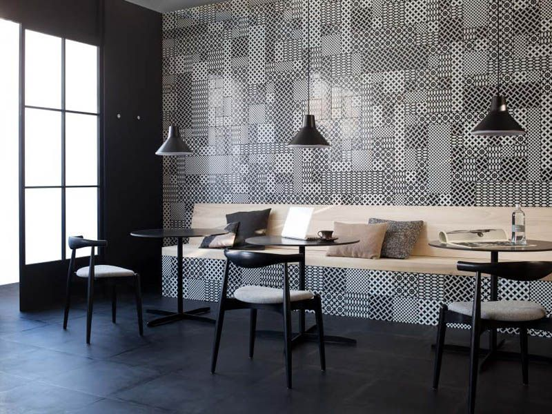 deco damtan tiles by atelier tagina at superstudio image courtesy of atelier tagina