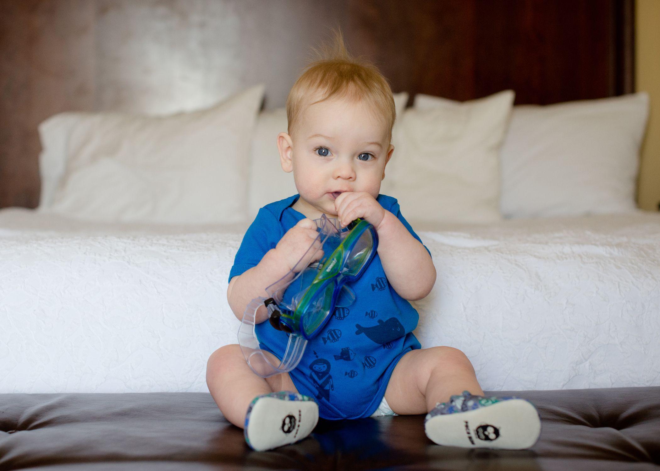 Poco Babyzimmer ~ Poco nido nautical mini shoes loubilou how we look