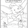 Dumbo Movie Printable Coloring Pages, Maze and Spot the