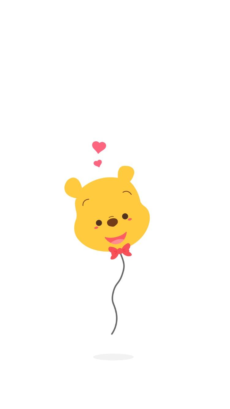 くまのプーさん ディズニー 06 無料高画質iphone壁紙 めちゃ人気
