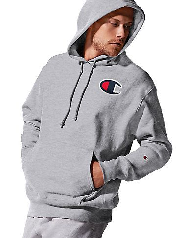 Champion Life™ Men's Reverse Weave® Graphic Pullover Hoodie