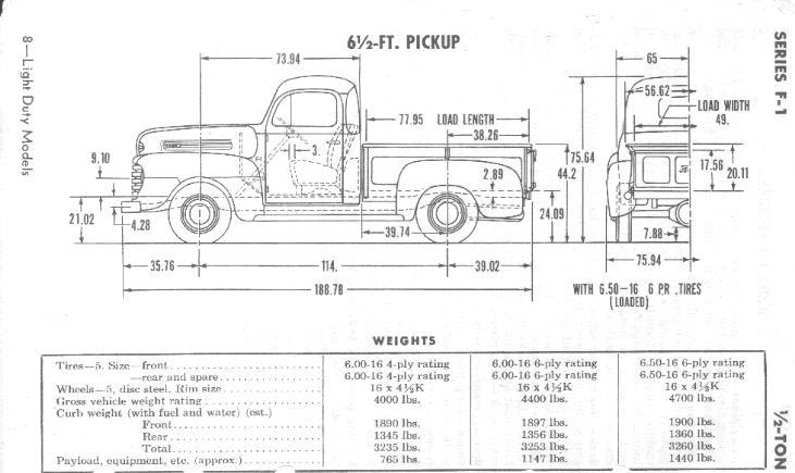 1948 50 Ford F 1 1952 Ford Truck Ford Truck 1948 Ford Truck