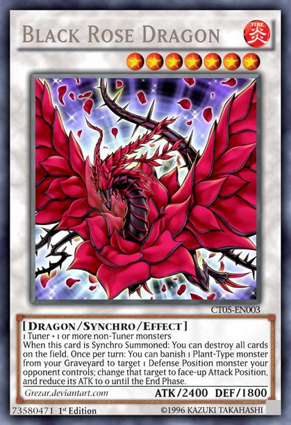 Black Rose Dragon By Grezar Deviantart Com On Deviantart Black Rose Dragon Yugioh Dragon Cards Yugioh