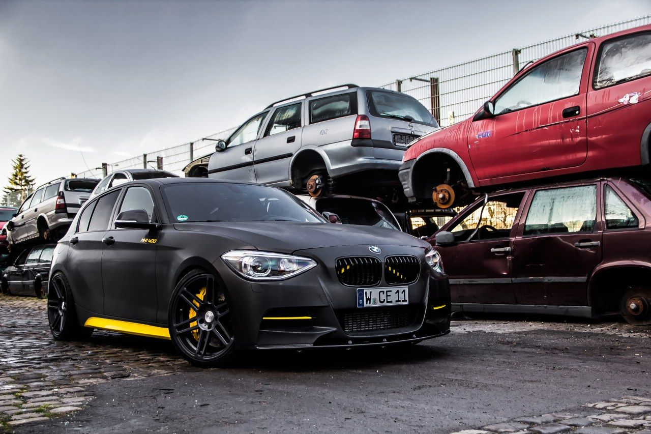 Head Inside To Gtspirit To Check Out An Awesome Gallery Of The Potent 400 Hp Bmw Based Manhart