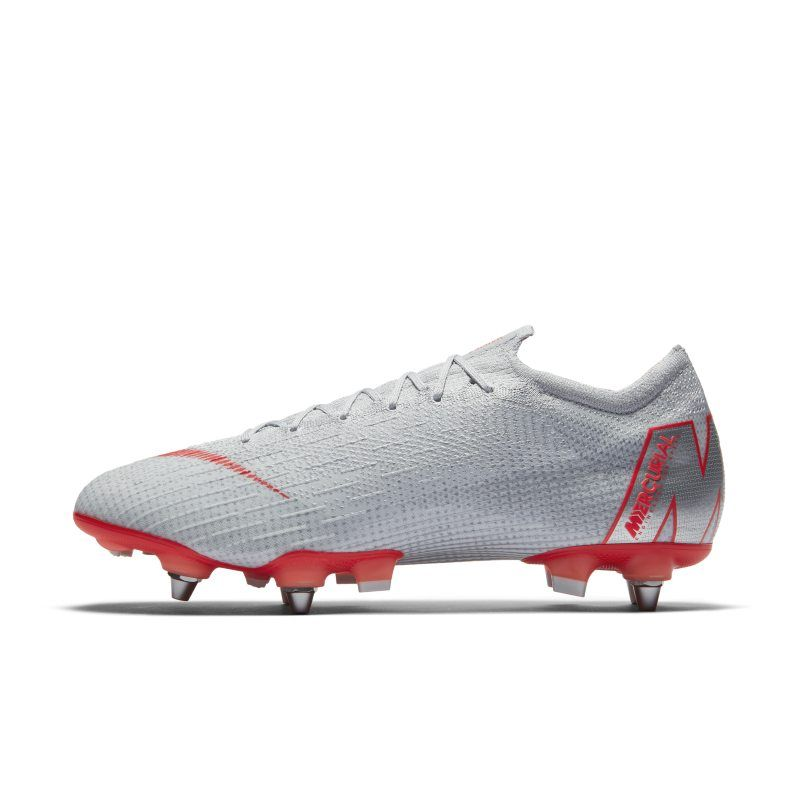 059eabc3f Nike Vapor 12 Elite SG-Pro Soft-Ground Football Boot - Grey ...