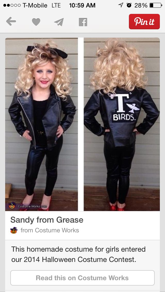 Greece  sc 1 st  Pinterest : grease kids costumes  - Germanpascual.Com