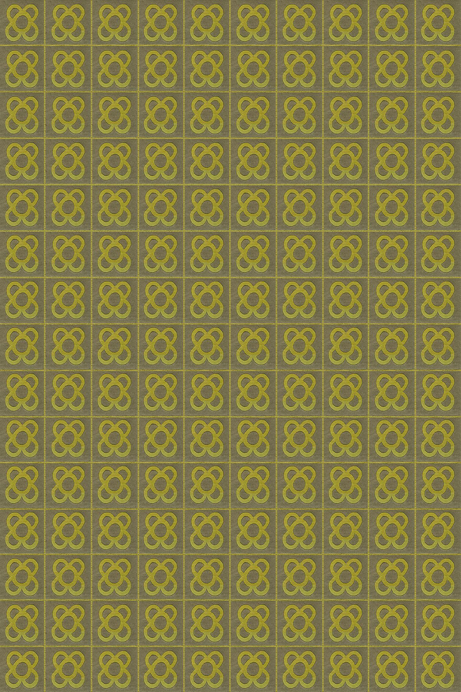 alfombra modelo barcelona color: green medidas personalizadas