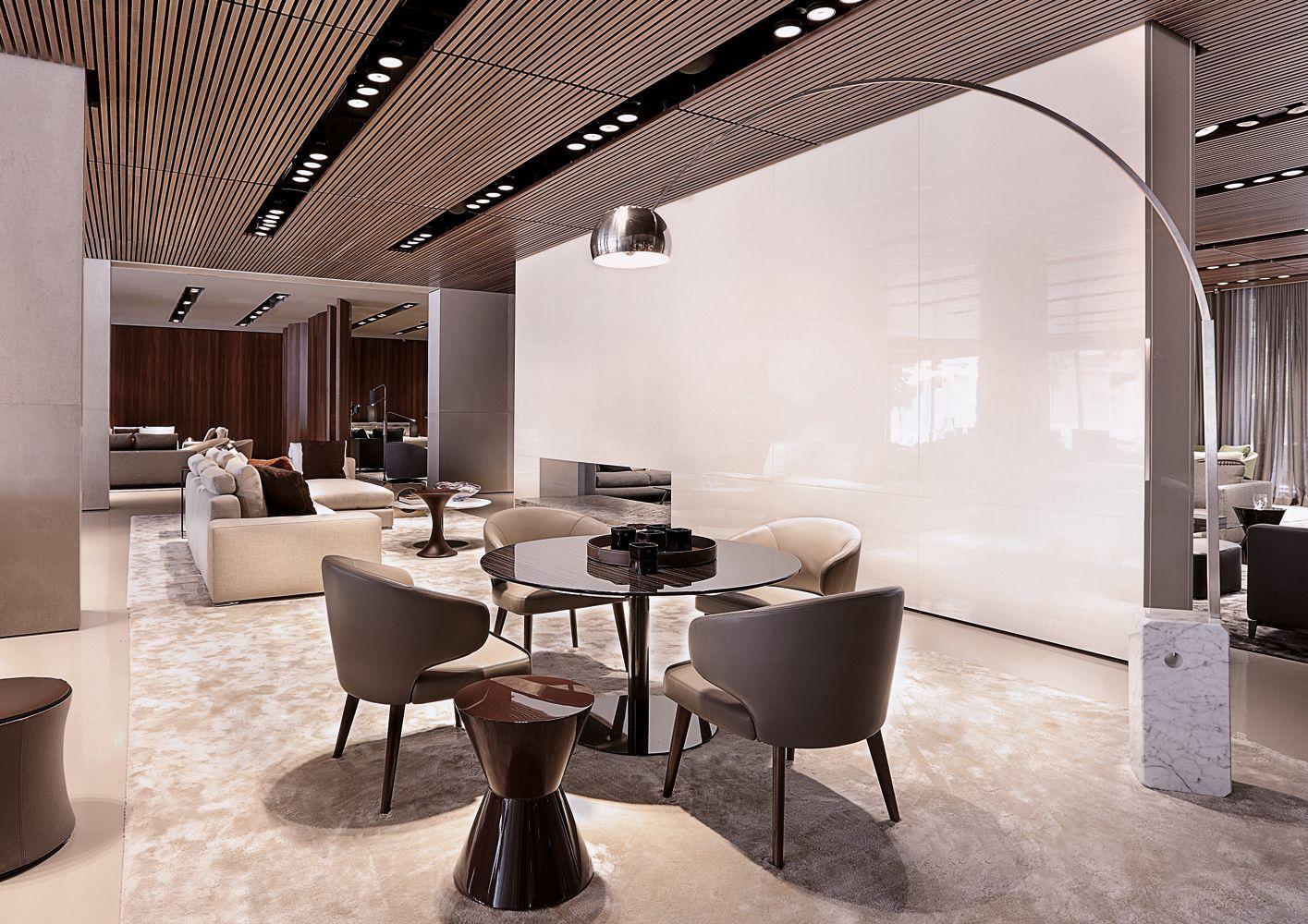 Miami flagship store #minotti #miami #flagship #store arhitektura