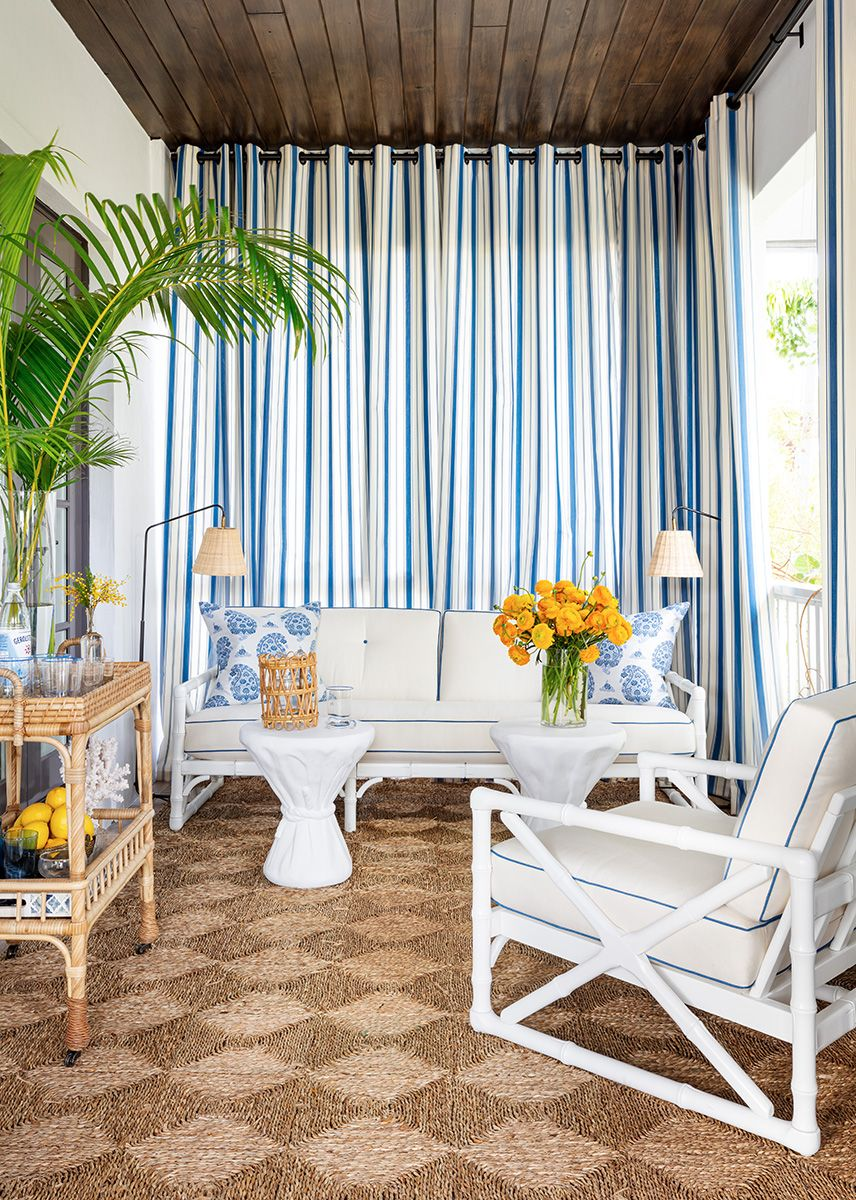Expect The Unexpected In The Kips Bay Decorator Show House Palm
