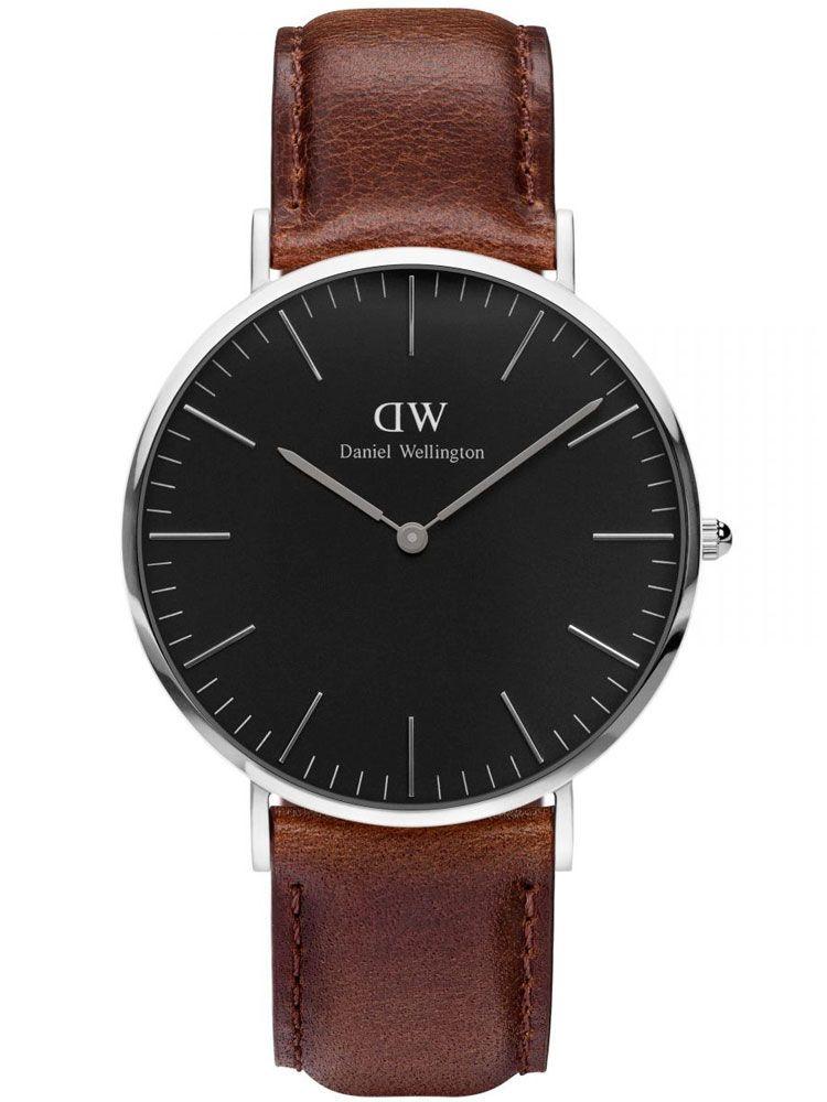 bracelet cuir montre daniel wellington femme