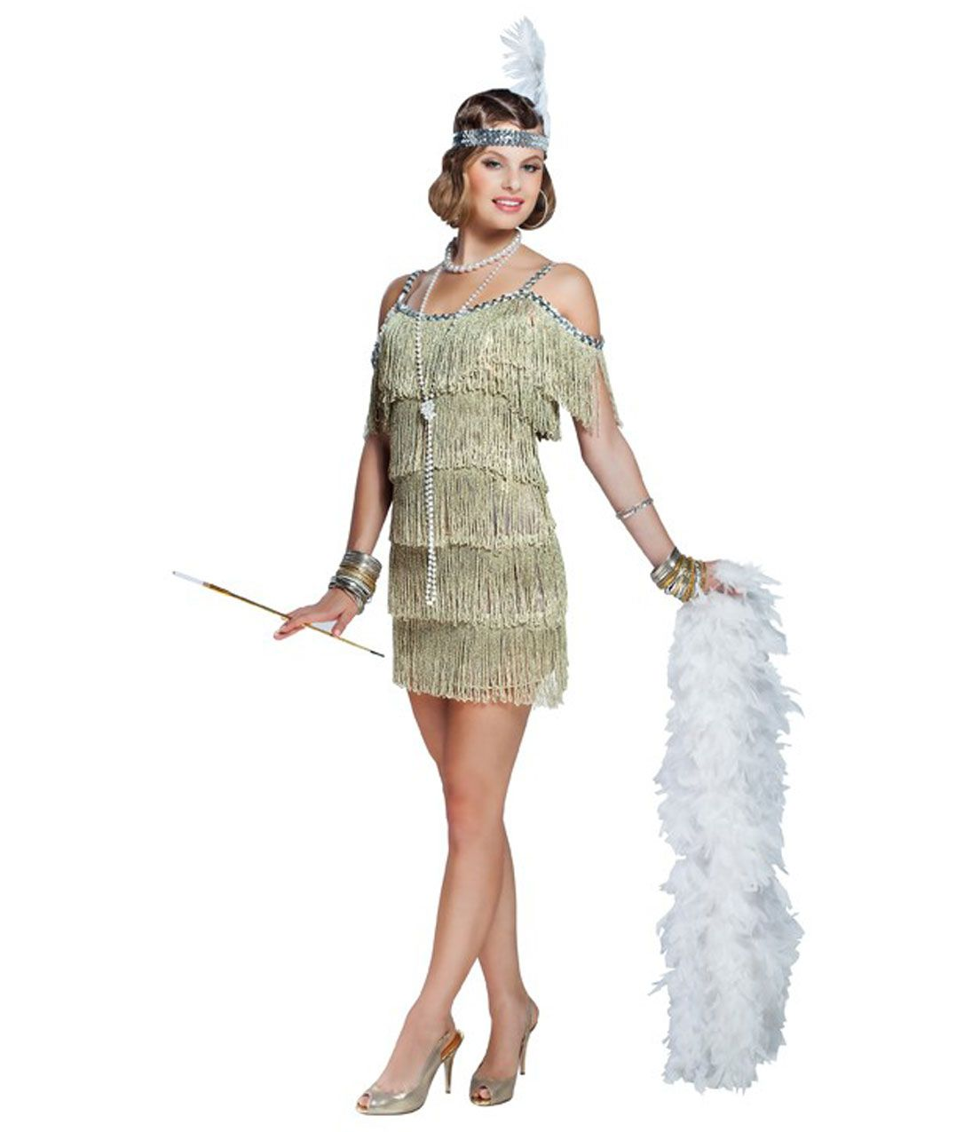 flapper girl dress - Google Search | My Closet | Pinterest | The o ...