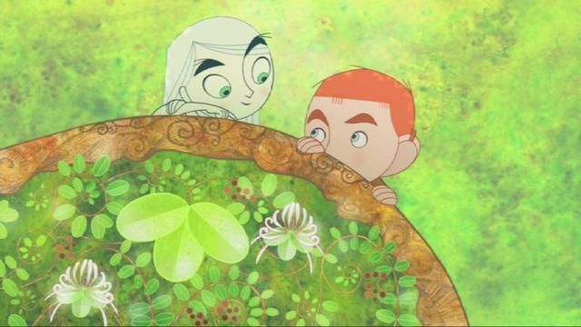 The Secret Of Kells - This Is My Forest-Uncom by Cartoon