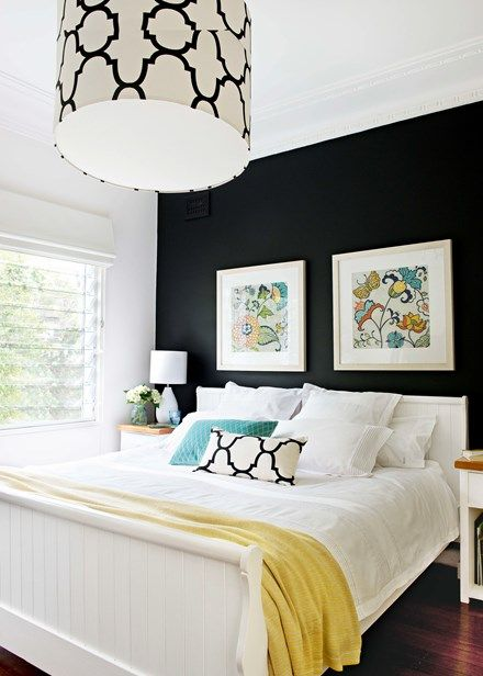 Coastal Home Filled With Colourful Accents Home Home Decor Bedroom Decor