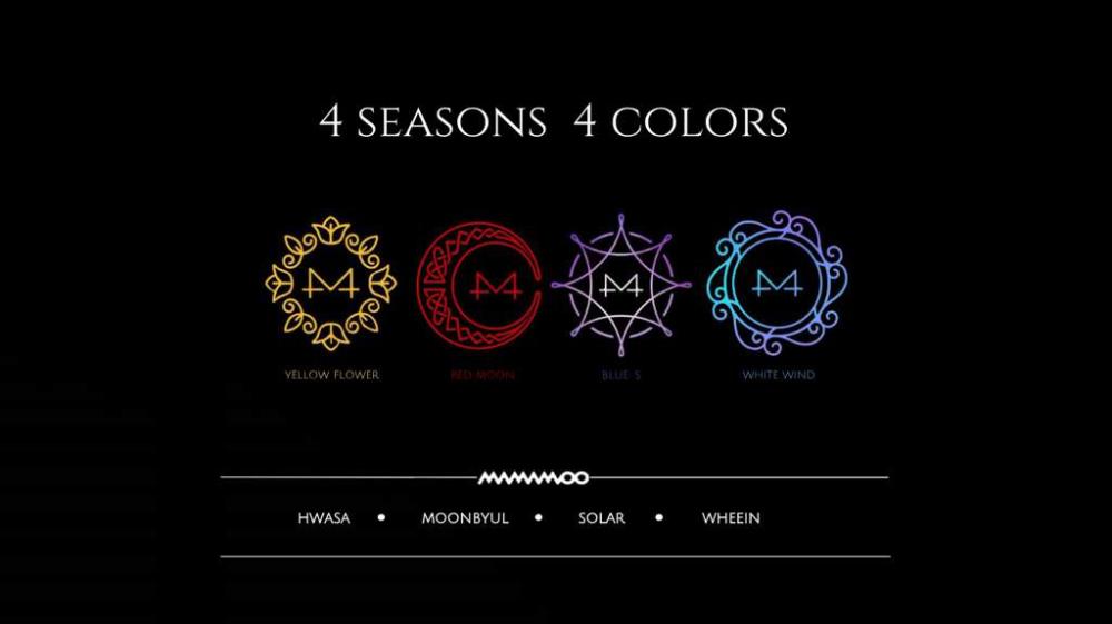 4 Seasons 4 Colors Desktop Wallpaper Mamamoo Amino Mamamoo Mamamoo Moonbyul Desktop Wallpaper