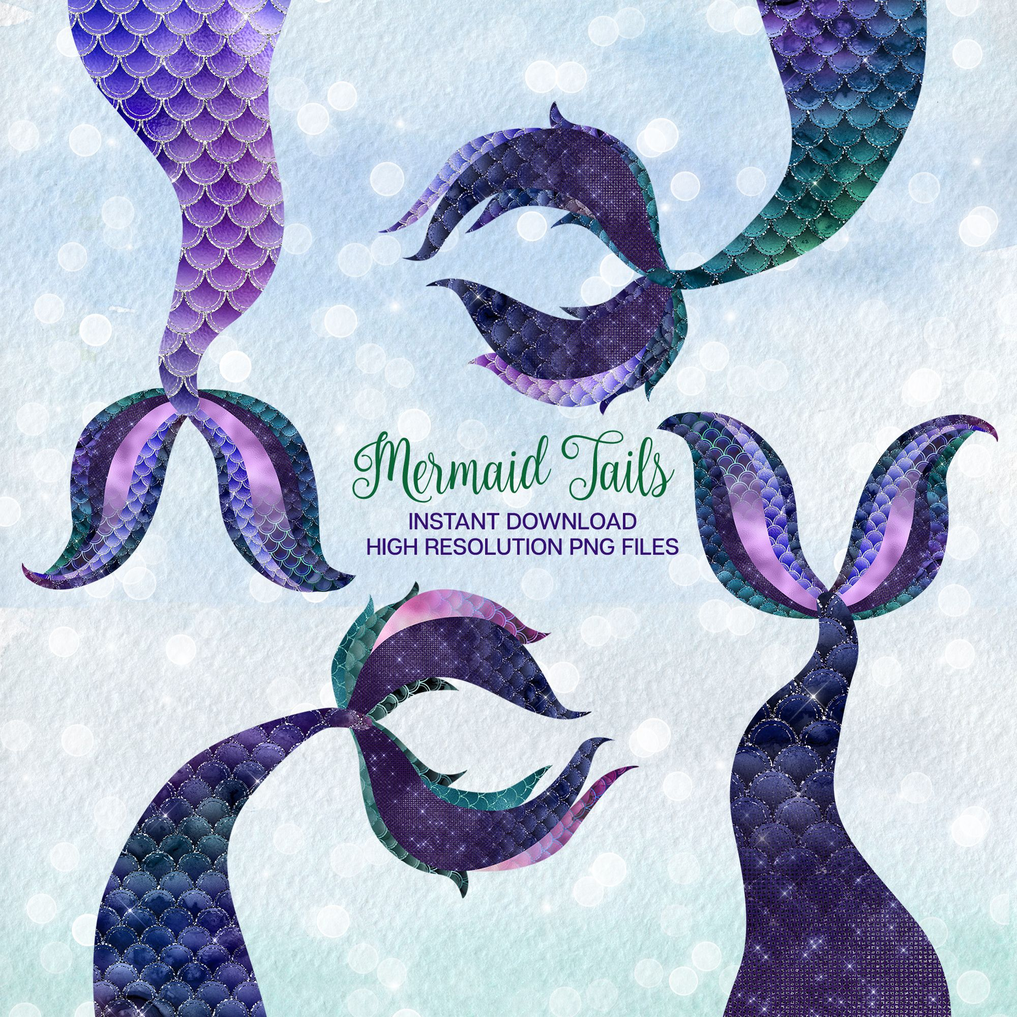 35+ Purple mermaid tail clipart ideas in 2021