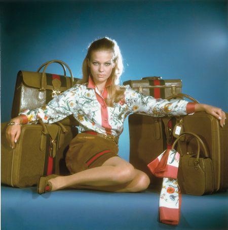 Obsession: Vintage Gucci   Gucci fashion, Vintage gucci, Gucci luggage