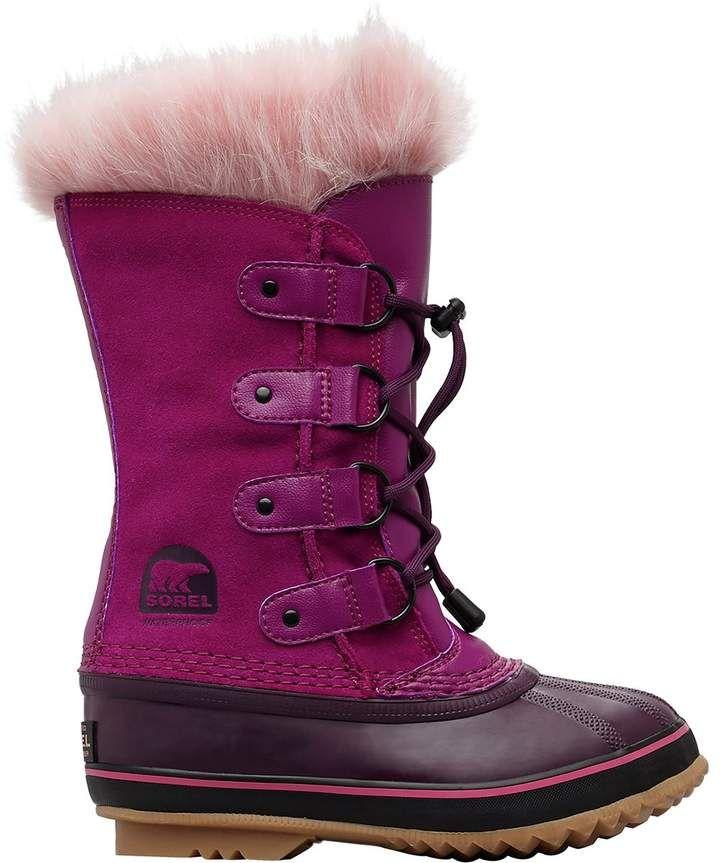 02962be3bb285 Sorel Joan Of Arctic Boot - Girls