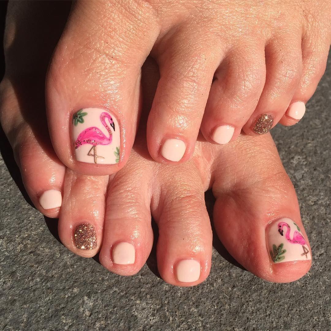 11 Toenail Designs That Make Having Feet More Fun In 2020 Pedicure Nail Designs Summer Toe Nails Cute Toe Nails
