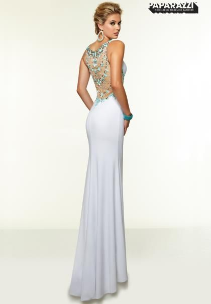 2015 Mori Lee Two Straps Prom Dress 97013 | 2015 Mori Lee Dresses ...
