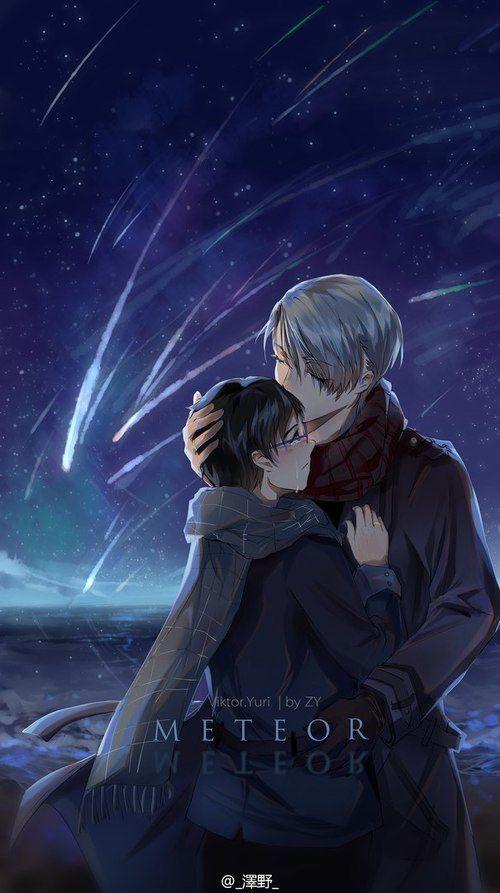 Yuri on ice discovered by Şħouŧo on We Heart It