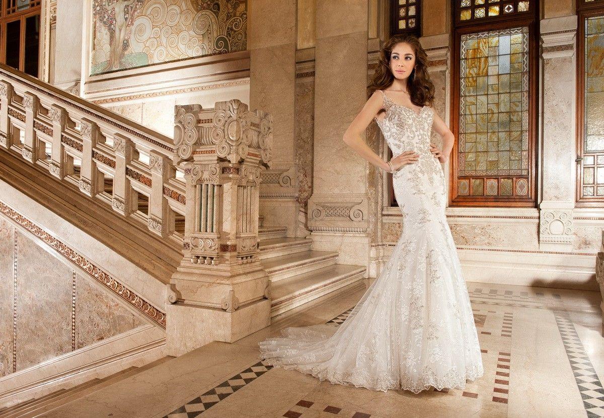 Robes de mariée demetrios référence