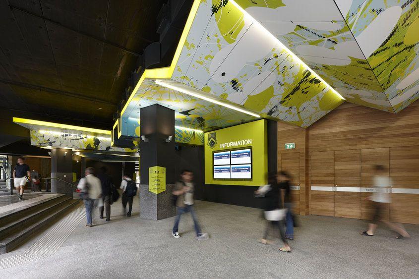 Project Monash University The Menzies Building Vic Design Practice Designinc Photograp Australian Interior Design Interior Design Awards Design Museum