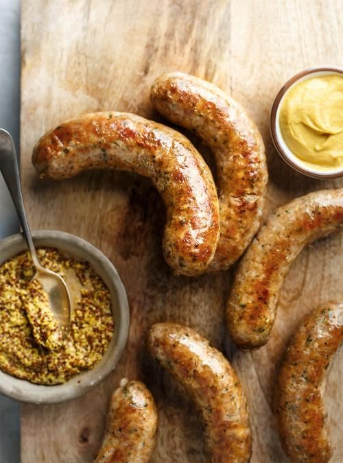 Pork Sausages (The Best) #porksausages