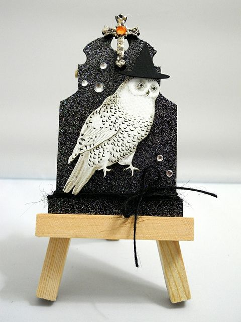 Tombstone Time With Images Owl Design