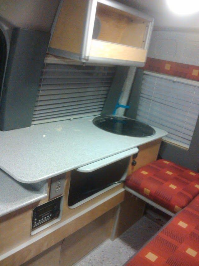 Micro Minivan Transit Connect Campervan Builds Camper Conversion Micro Camper Ford Transit Connect Camper Camper Conversion