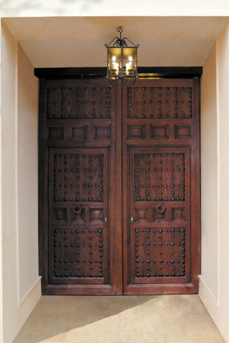 Puertas Antiguas Exterior E Interior En Madera 2020 Puertas De Madera Maciza Disenos De Portones Puertas