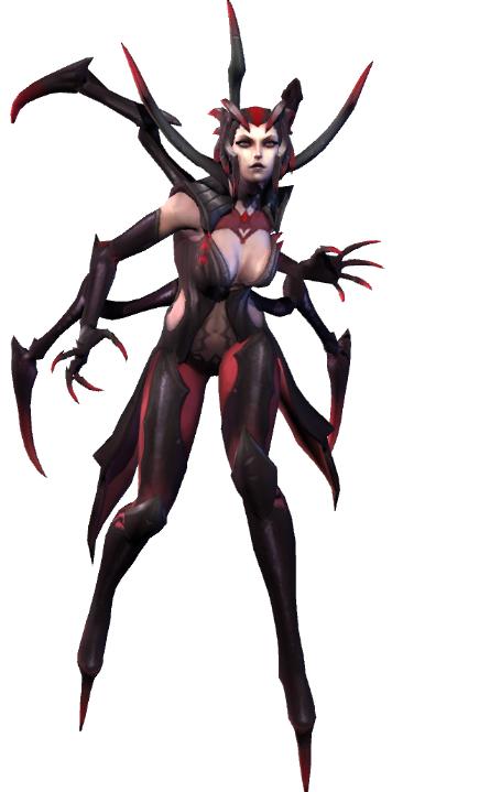 Surrender At 20: Elise, The Spider Queen Revealed!