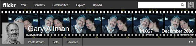 Flickr - new cover photo. Film Template (jpg + psd file) | Blogs ...