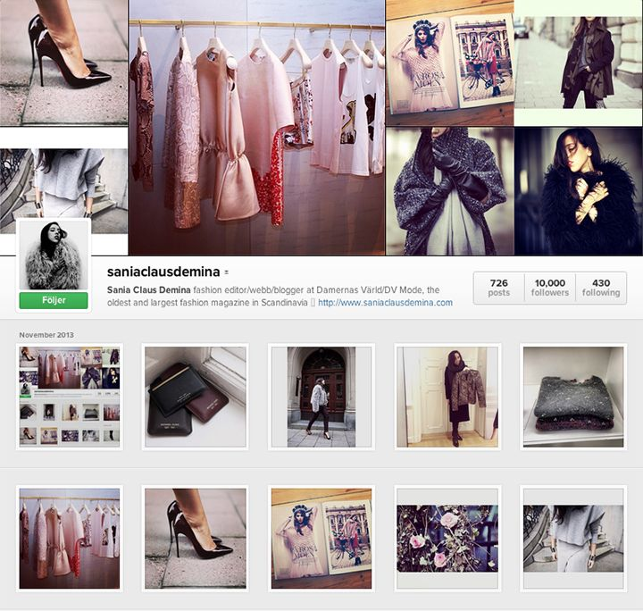 Sania Claus Demina / 10000 on Instagram #thankful #happy //  #Fashion, #FashionBlog, #FashionBlogger, #Ootd, #OutfitOfTheDay, #Style