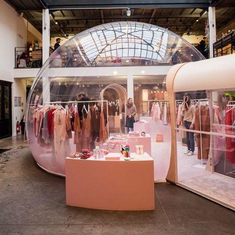 Merci 111 Blvd Beaumarchais Fashion Home Store Retail