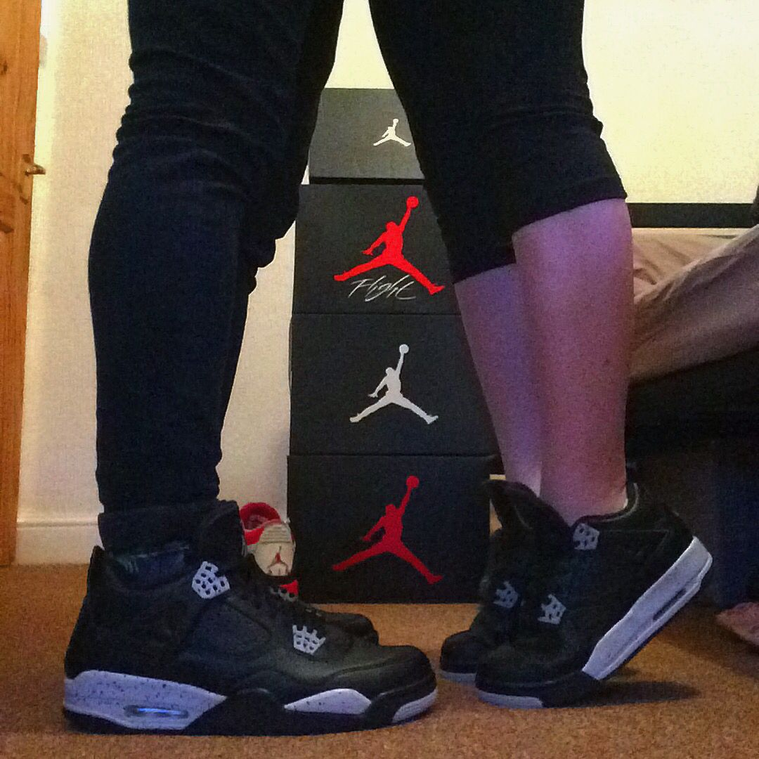 authorized site great look fast delivery Jordan Oreo 4 couple Jordan #nike #jordan #mj | Jordan ...