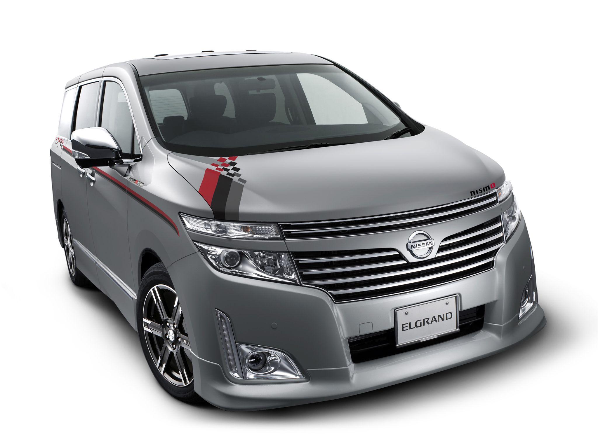 #Nissan #Elgrand E52 #Nismo | Nissan elgrands | Pinterest ...