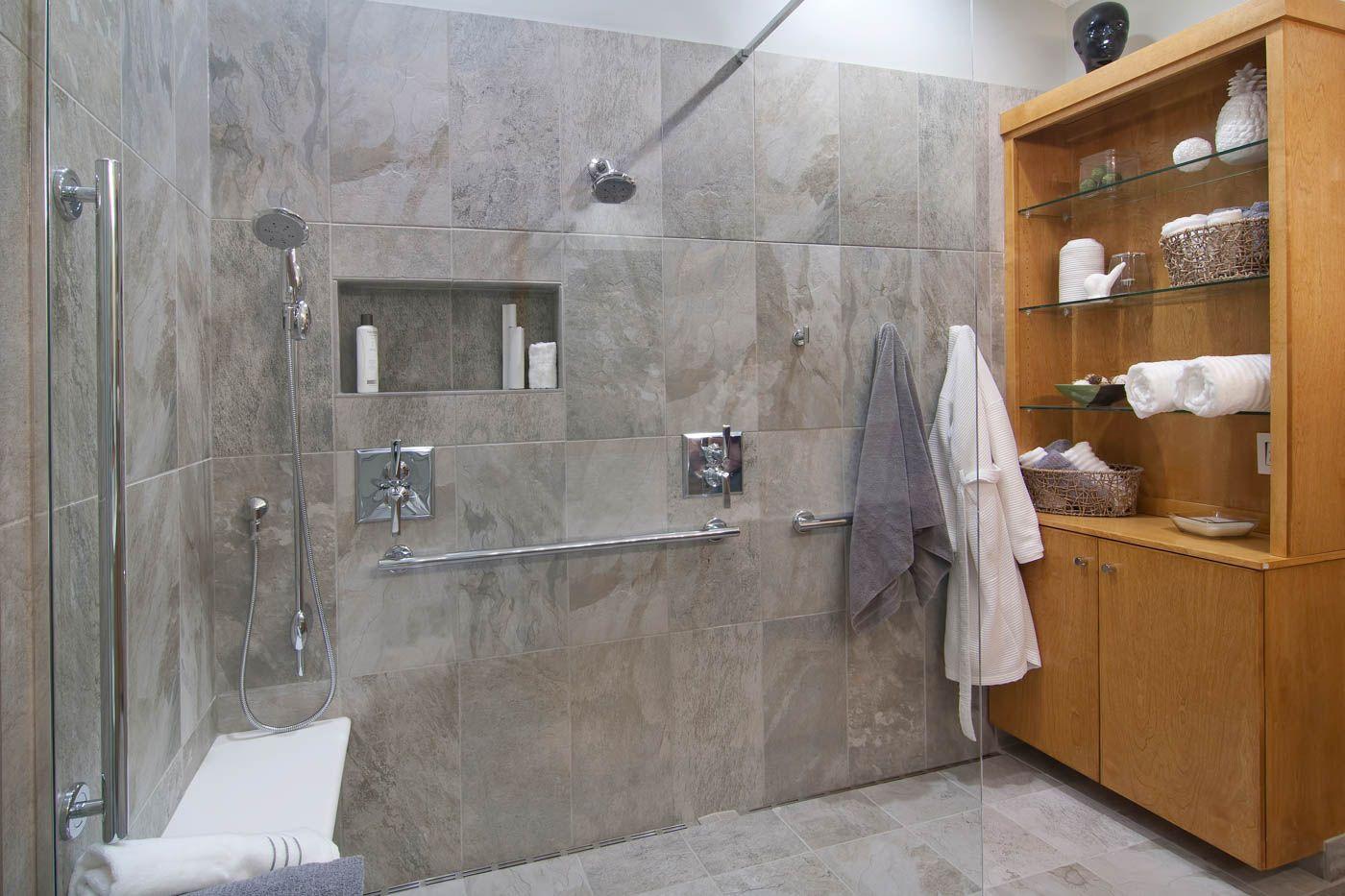 19 Universal Design Boosts Bathroom Accessibility Ceplukan Universal Design Home Remodeling Building Design
