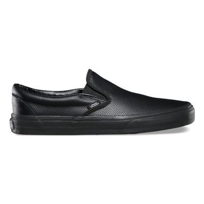 Perf Leather Slip-On | Shop Classic