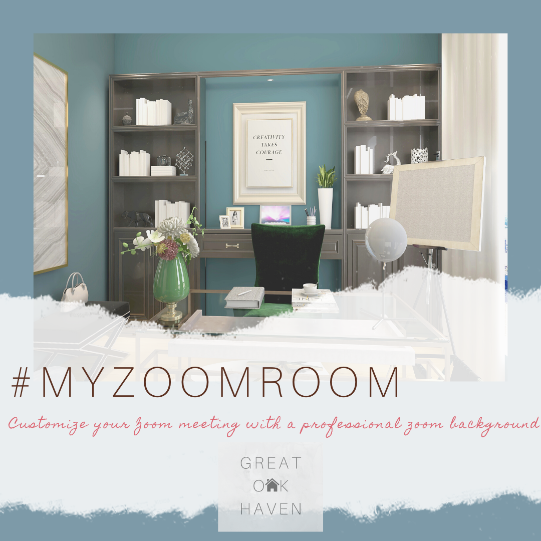Zoom Room In 2020 Home Office Decor Room Homework Room
