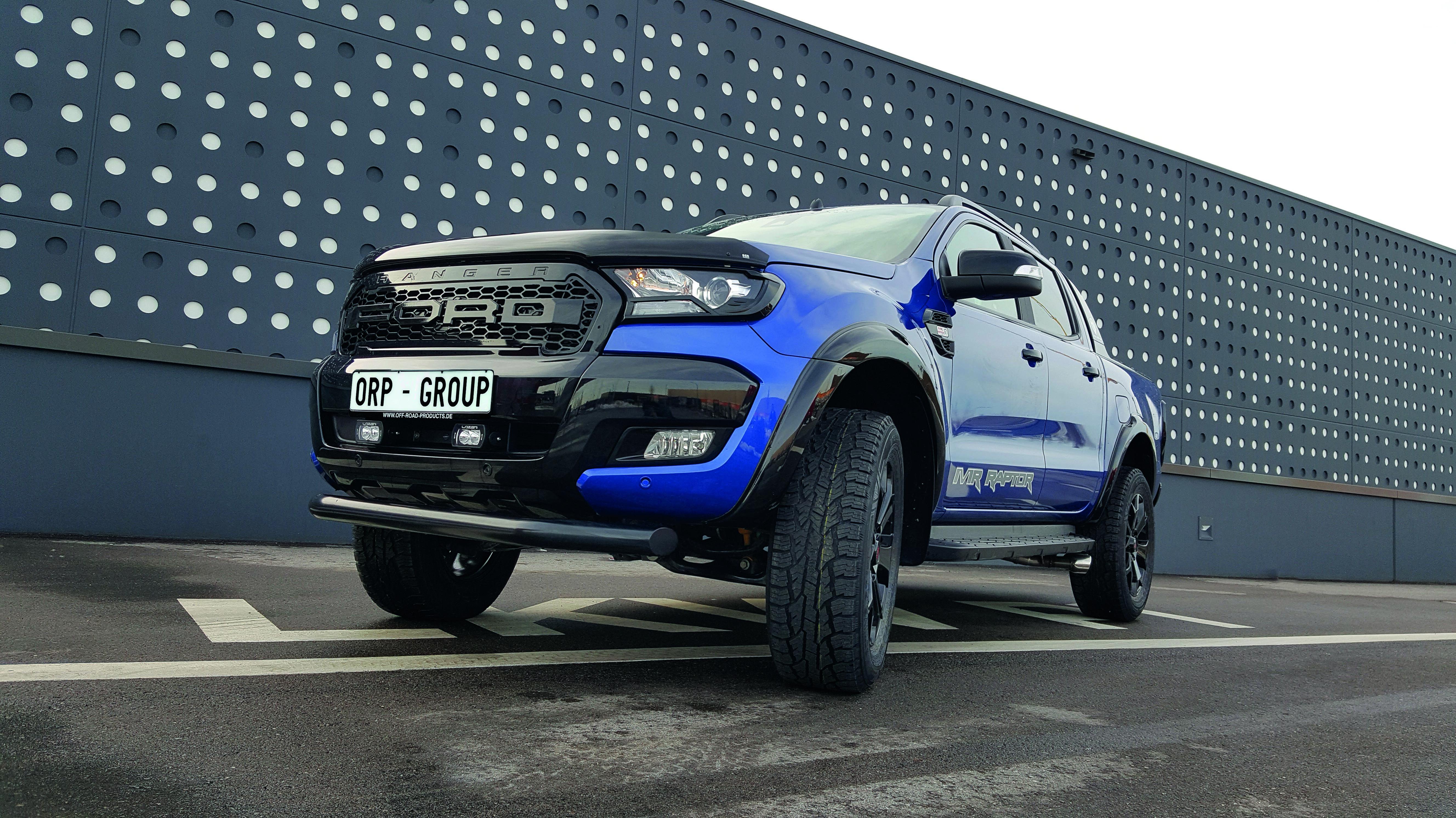 Ford Ranger Sonderedition Mr Raptor Mit Stylischen Tuning Zubehor
