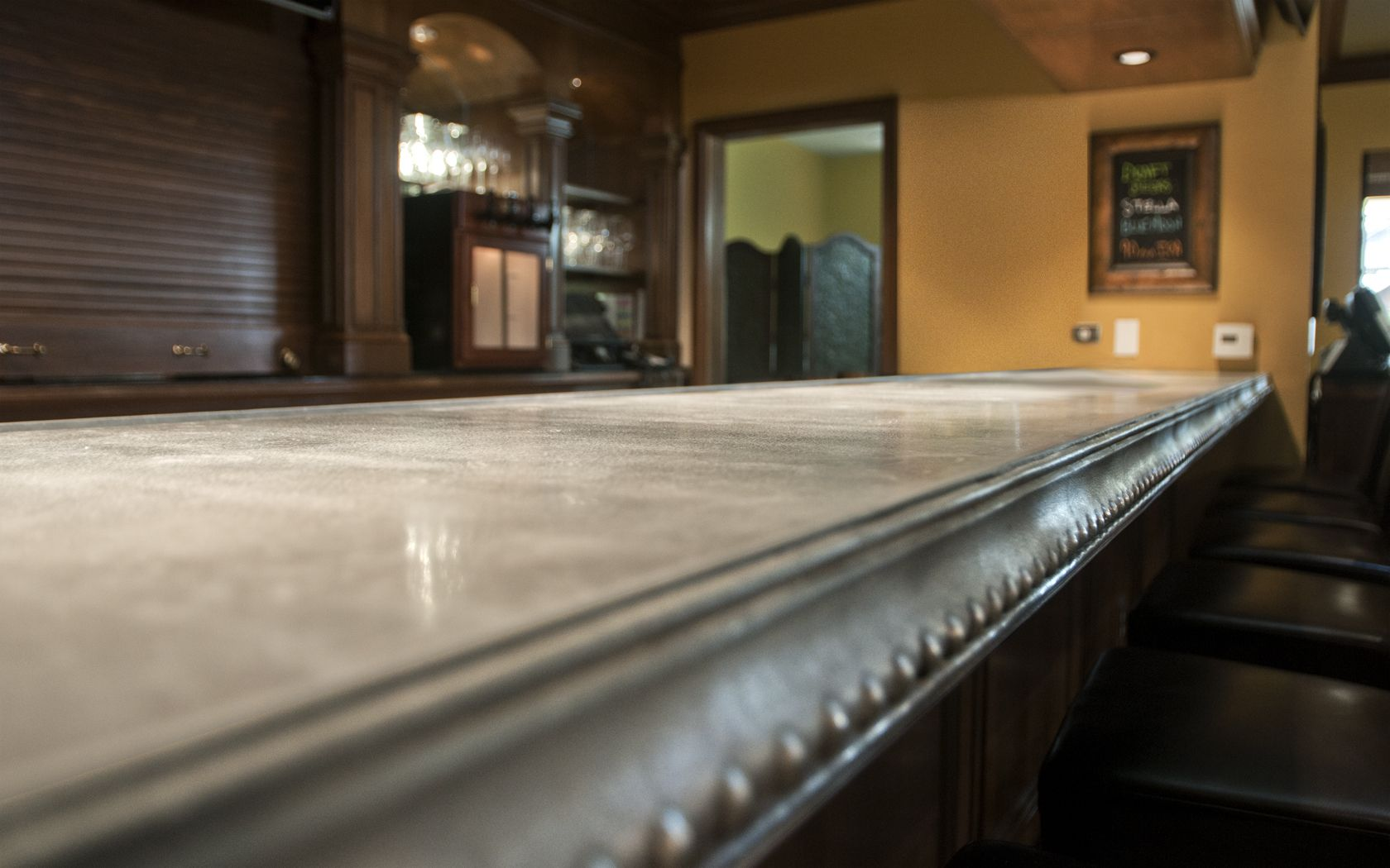 Kitchen Countertops: Pros And Cons For Three Types Of Counters    Wood, Zinc