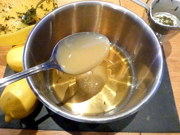 miel de thym contre la toux