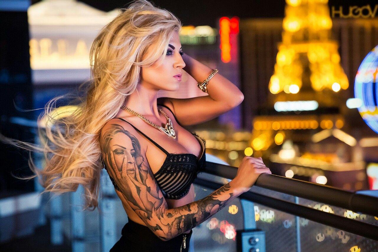 Hugo v photography photo las vegas tattoo artists