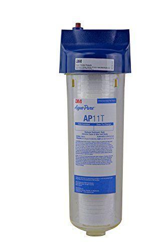3m Aquapure Whole House Water Filtration System Model Ap11t
