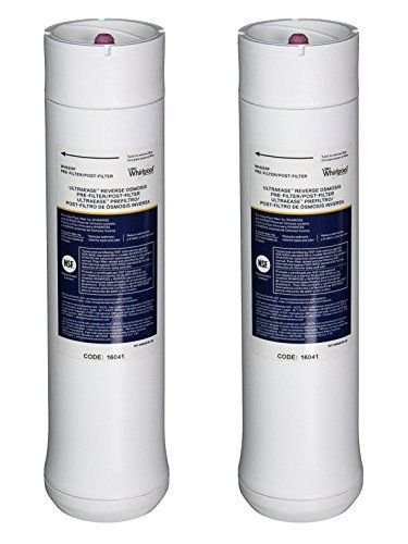 Whirlpool Wheerf Reverse Osmosis Replacement Pre Post Water Filters Fits Systems Wharos5 Whapsro Wher25 Reverse Osmosis Reverse Osmosis System Osmosis